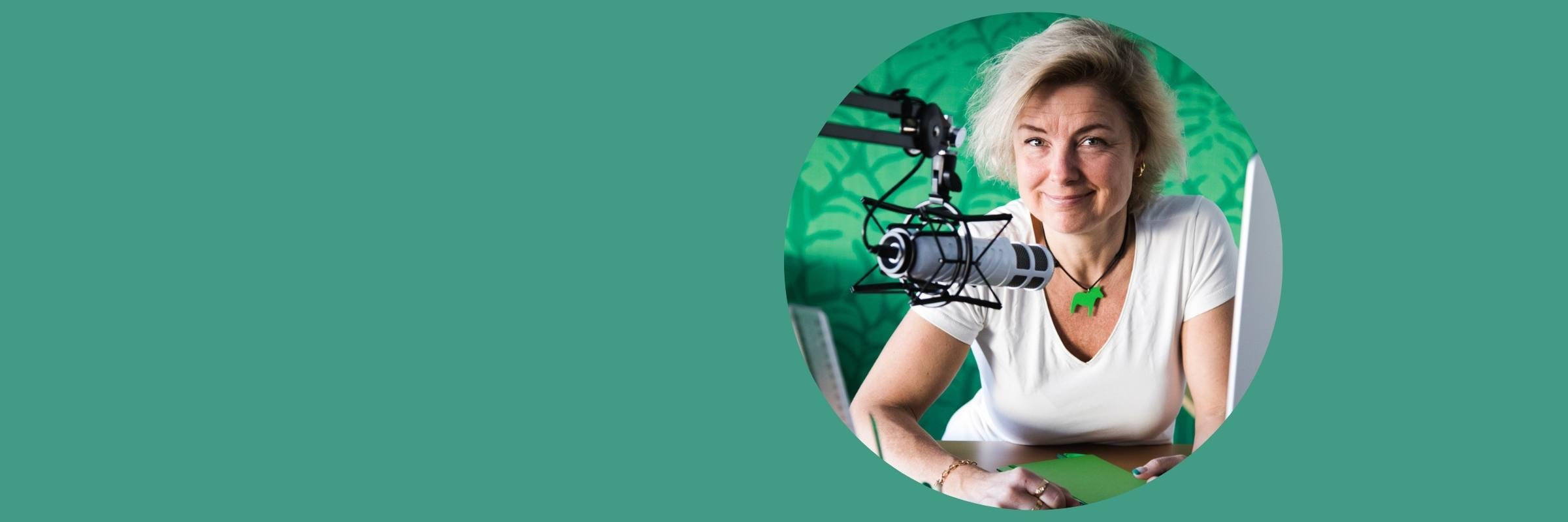 Kicki Westerberg Cirkeln Podcast