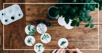 5 steg på vägen mot ett kreativt liv - Kicki Westerberg
