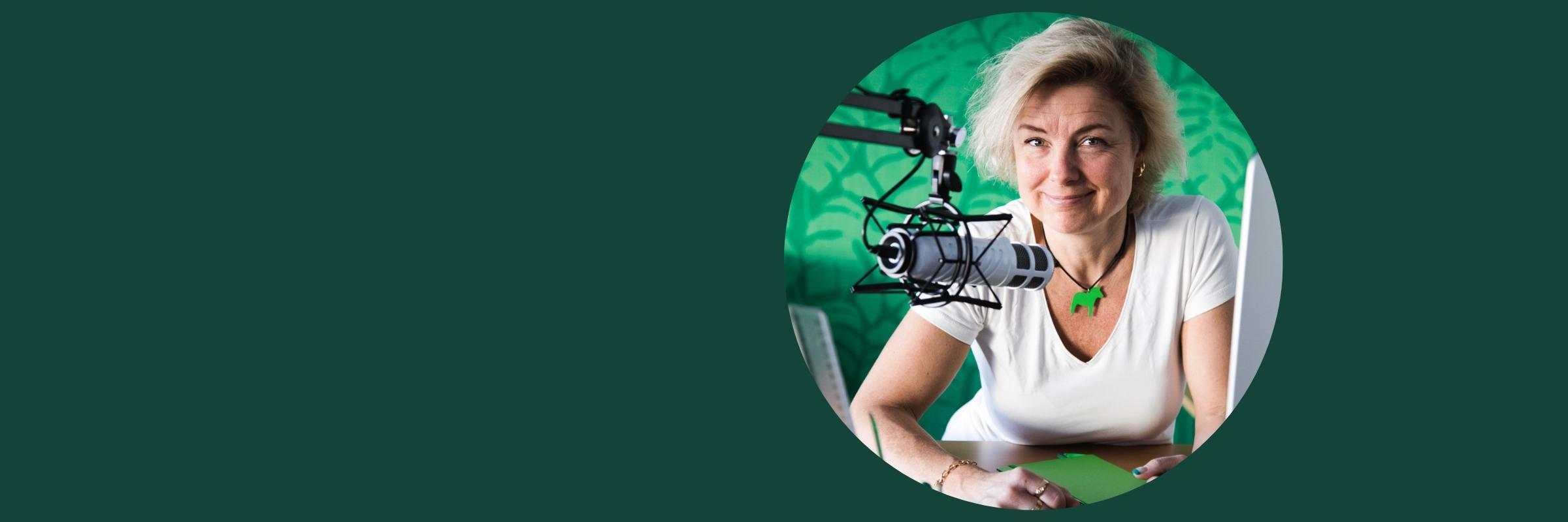 Kicki Westerberg Podcast Cirkeln