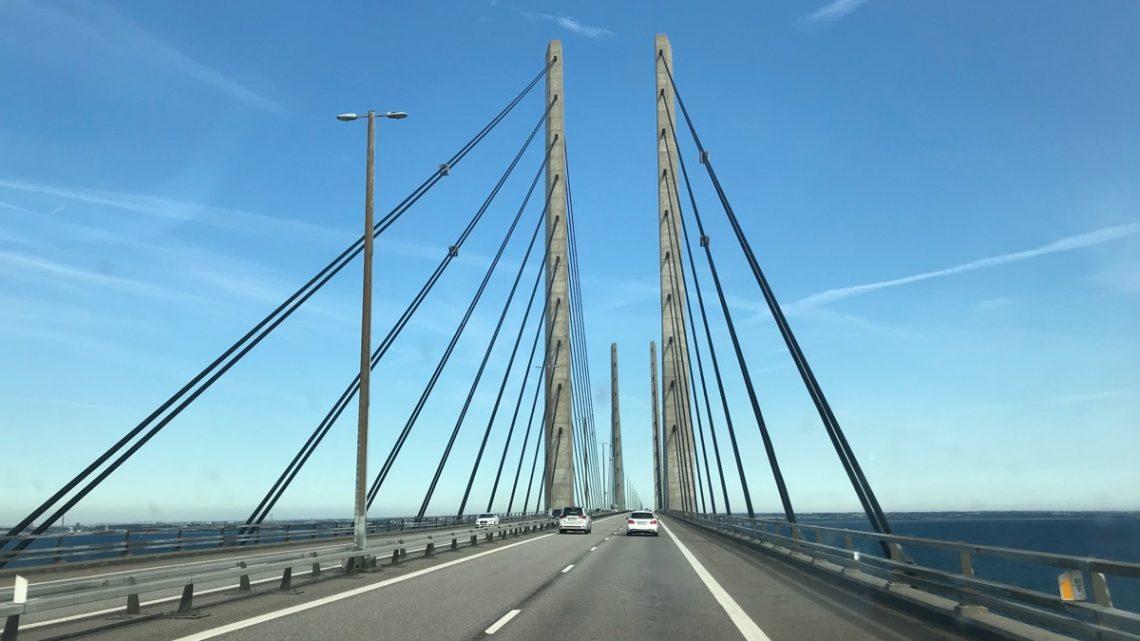 Bron över sundet Kicki Westerberg