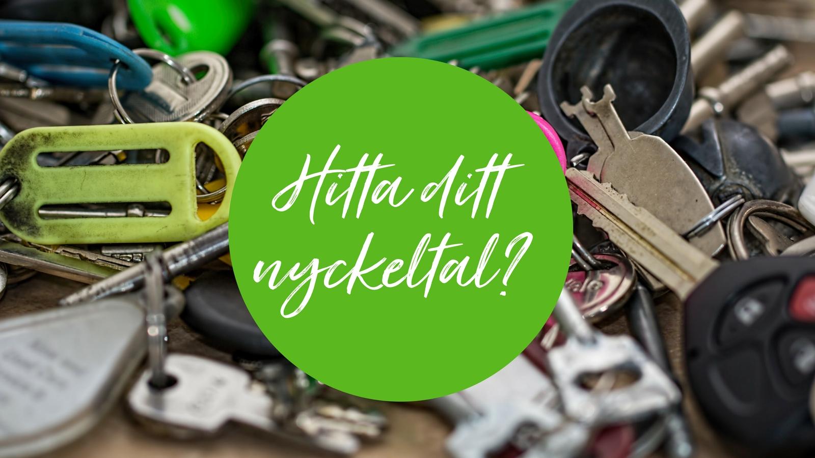 hitta_ditt_nyckeltal