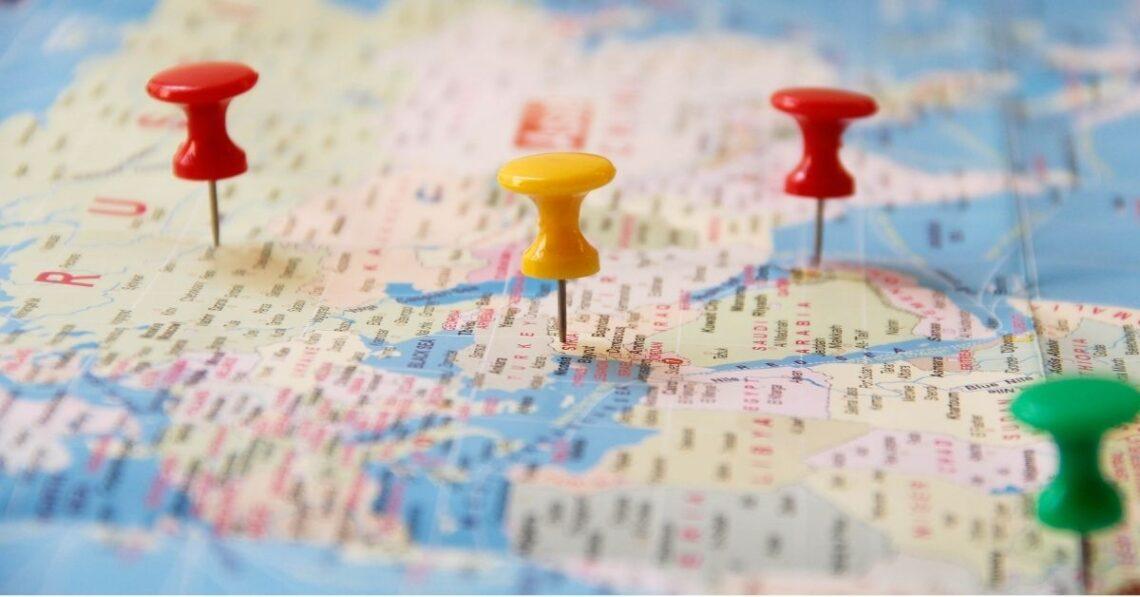 hur skiljer sig karta och verkligheten,nlp