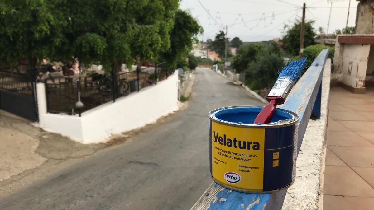Kicki Westerberg - om att våga säga nej - en vardag på Kreta