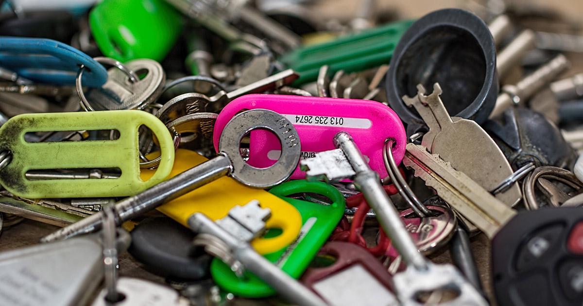 Ett personligt nyckeltal