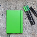 din guide till bullet journal för entreprenören