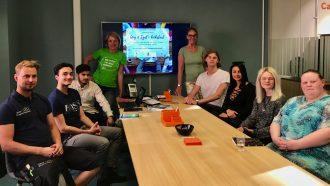 Ung & Eget Kickstart – testa din affärsidé