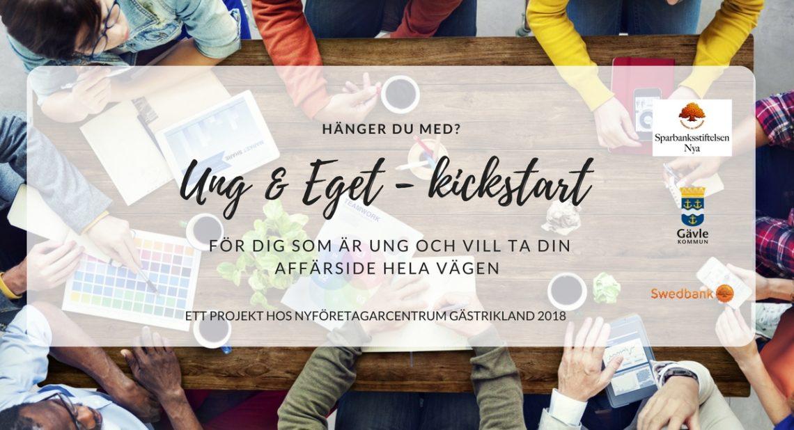 Ung & Eget Kickstart - Kicki Westerberg Ekonomisk PT